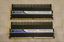4GB Corsair Dominator DDR2 PC2-8500 1066MHz CL5 di memoria (CM2X2048-8500C5D).