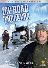 Ice Road Truckers: The Complete Season Six (DVD, 2013, 4-Disc Set)