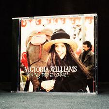 Victoria Williams - Swing The Statue - music cd album