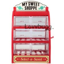 "Sweet Shop to Add to Bakery Doll Furniture for 18"" American Girl Fun Selection!"