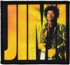"Jimi Hendrix ""Jimi"" sew-on cloth patch (cv)"