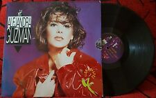 Latin Rock ALEJANDRA GUZMAN **FLOR DE PAPEL** VERY SCARCE 1991 LP Venezuela
