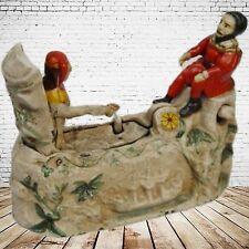 Mechanische Spardose WORLD'S Fairy Weihnachten Geschenk Vintage Deko Spielzeug