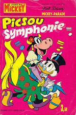 Mickey Parade n° 1121 bis : 1973