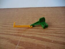 ERTL 1/64 JOHN DEERE GREEN SICKLE BAR MOWER FARM TOY IMPLEMENT FOR TRACTOR