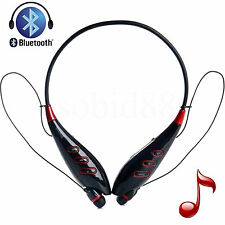 Sports Stereo Music Bluetooth Headset With MIC Earphone For Apple iPhone 6 5S 4S
