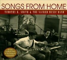 Songs From Home [Digipak] by Timothy R. Smith & Sacred Music Band (2 CDs) #EL75