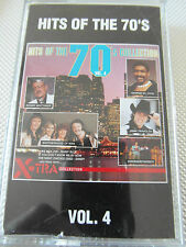 Hit`s of the 70`s - Volume 4 - Album Cassette Tape, Used very good