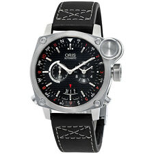 Oris BC4 Flight Timer Automatic Mens Watch 690-7615-4154LS