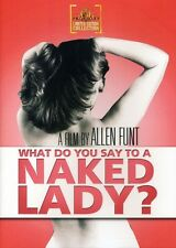 What Do You Say to a Naked Lady? DVD Region ALL