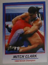 Mitch Clark 2008 ProImage Heroes of Wrestling Card OSU Ohio State University