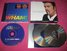 George Michael Ladies And Gentlemen & The Best Of Wham 2 CD Albums