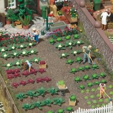 Busch 1213 Cabbages,Lettuce,Broccoli & Caulifower - HO Scale Kit - T48 Post