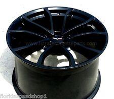 """OEM GM Satin Black Corvette Cup Wheels ZR1/Z06/427 19/20"""" COMBO"""