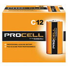 Duracell Procell C Battery 12 Pack PC1400 fresh dates 2021