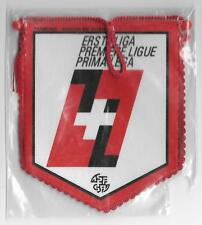 THE PREMIER FOOTBALL LEAGUE SWITZERLAND OFFICIAL SMALL PENNANT SEALED OLD