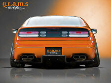 Nissan 300 ZX Rear Diffuser / Undertray for Racing, Performance, Aero v4