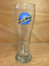Blue Moon Brewing 22oz Super Pilsner Beer Glass - Set of 1 Glasses - New