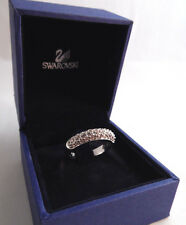 New Sterling Silver SWAROVSKI Ring -- Size 6