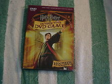 Harry Potter Interactive DVD Game - Hogwarts Challenge (PC, 2007) DVD Game