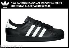 New Authentic Adidas Originals Men's Superstar 8 Black/White