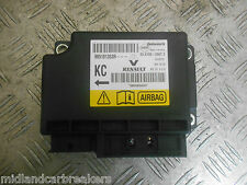 RENAULT MEGANE 2015 MK3 COUPE GT LINE AIR BAG MODULE 985101353R