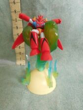 GETTER ROBOT CARTOON GASHAPON ACTION FIGURE DELLA SERIE GIAPPONESE