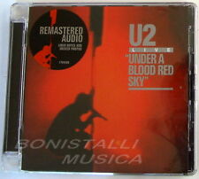 U2 - Live - UNDER A BLOOD RED SKY - CD Remastered SuperJewelbox - Sigillato
