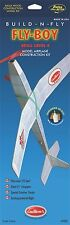 GUILLOW'S - Fly-Boy Build-N-Fly Balsa Wood Airplane Construction Kit GUI-4401