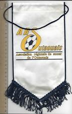 ASSOCIATION DE SOCCER DE L'OUTAOUAIS FOOTBALL CANADA OFFICIAL SMALL PENNANT OLD