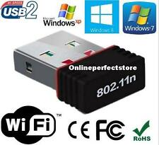 Ranz Mini USB 150Mbps 802.11n Wireless Wifi Nano WAN Network Card Dongle Adapter