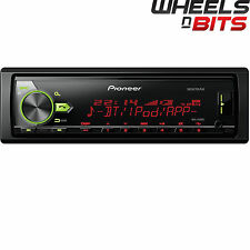 Pioneer MVH-X580BT auto estéreo USB iPod iPhone Android Bluetooth teléfono y audio