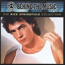 NEW  -  VH1 Behind the Music: The Rick Springfield Collection