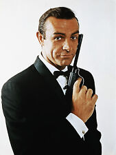 SEAN CONNERY JAMES BOND 8X10 GLOSSY PHOTO PICTURE