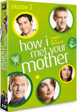 5086 // HOW I MET YOUR MOTHER SAISON 3 COFFRET 3 DVD NEUF