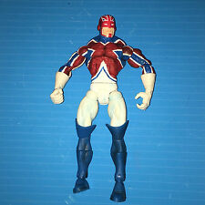 "Marvel Legends - CAPTAIN BRITAIN from Wal Mart Giantman Series- 6"" ToyBiz"