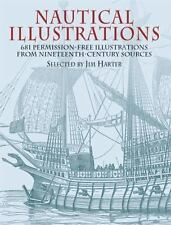 Dover Pictorial Archive: Nautical Illustrations : 681 Permission-Free...