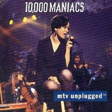 *NEW* CD Album 10,000 Maniacs - MTV Unplugged (Mini LP Style Card Case)