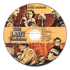 The Lady Vanishes (1938) Mystery Thriller Movie/Film (Alfred Hitchcock)