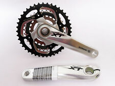 mr-ride Shimano DEORE XT FC-M780 Crank Set 3X10s 42/32/24T 175mm Silver W/O BB