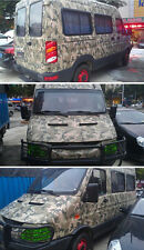 """12""""x60"""" Army Camo Camouflage Desert Wrap Vinyl Decal Sticker For Car PC Table"""