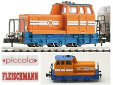FLEISCHMANN 2307 VINTAGE LOCOMOTORE DIESEL FERROVIE PRIVATE anche FS SCALA-N
