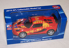 Gold Coast Suns 2015 AFL Collectable Lotus Elise Model Car New