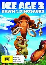 Ice Age 3 - Dawn Of The Dinosaurs [DVD], LIKE NEW, Region 4, Next Day Post..5827