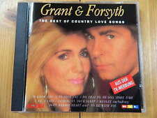 Grant & Forsyth - Country Love Songs