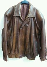 Yves saint Laurent Giubbino Pelle  vintage 80' jacket leather ysl vintage 80""