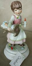 RARE Limited Edition Goebel Lore  Little Mommie, Figurine 1980 Signed 11-296-20