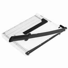"Heavy Duty 12"" A4 Paper Cutter Guillotine Trimmer Machine Home Office ER"