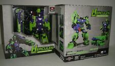 NEW TFC Toy Transformers Hercules Devastator Dr.Crank  Figure In Stock