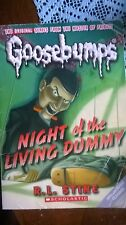 Night of the Living Dummy 1 by R. L. Stine (2008, Paperback)